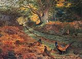 The Bridle Path by Archibald Thorburn